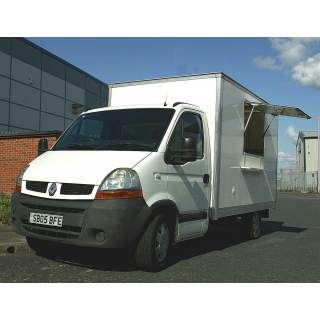 Quality pre-owned catering van