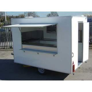 New 10' Catering Trailer
